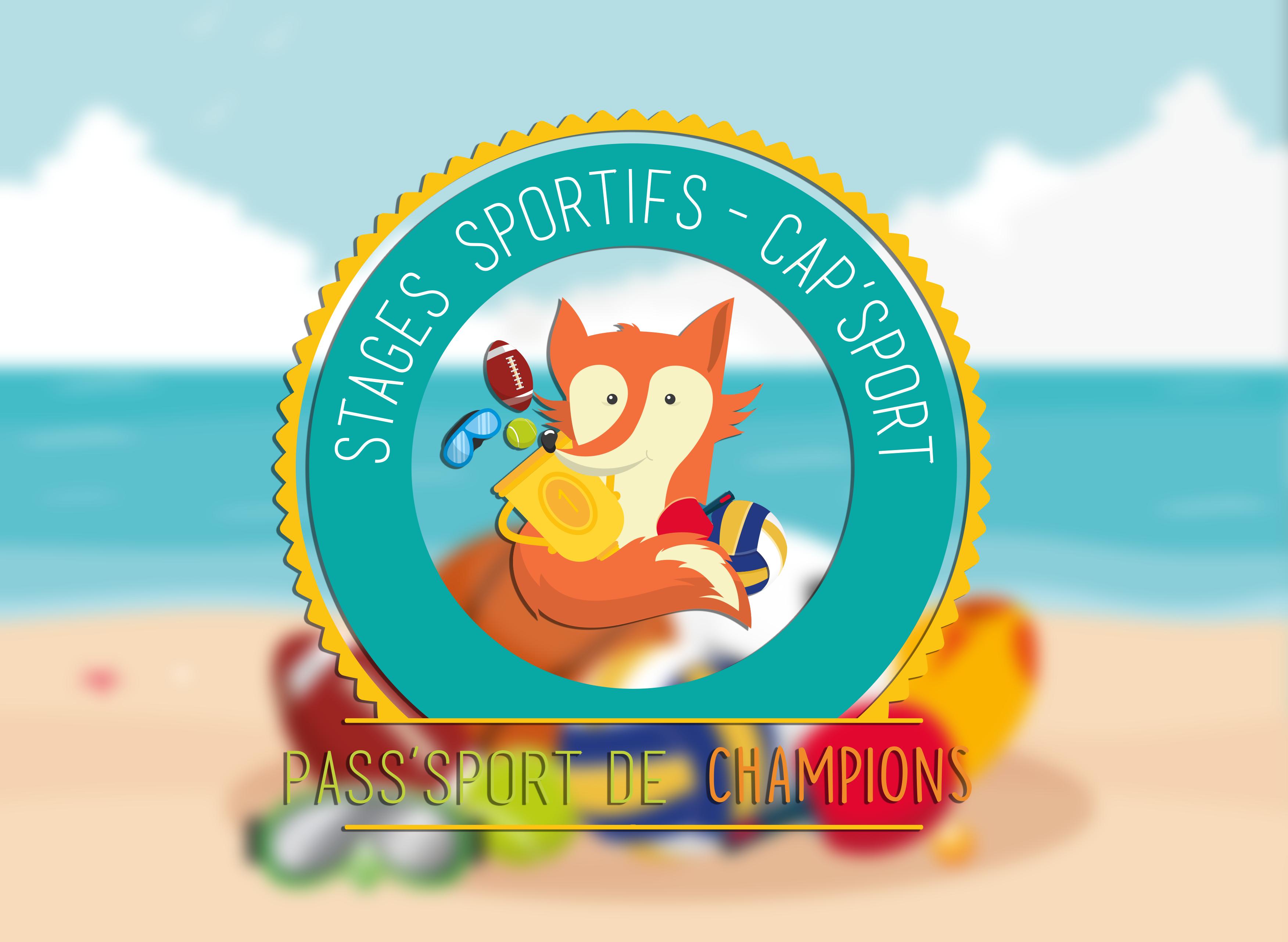 Stage «Pass'Sport de Champions» [22 au 26/08]