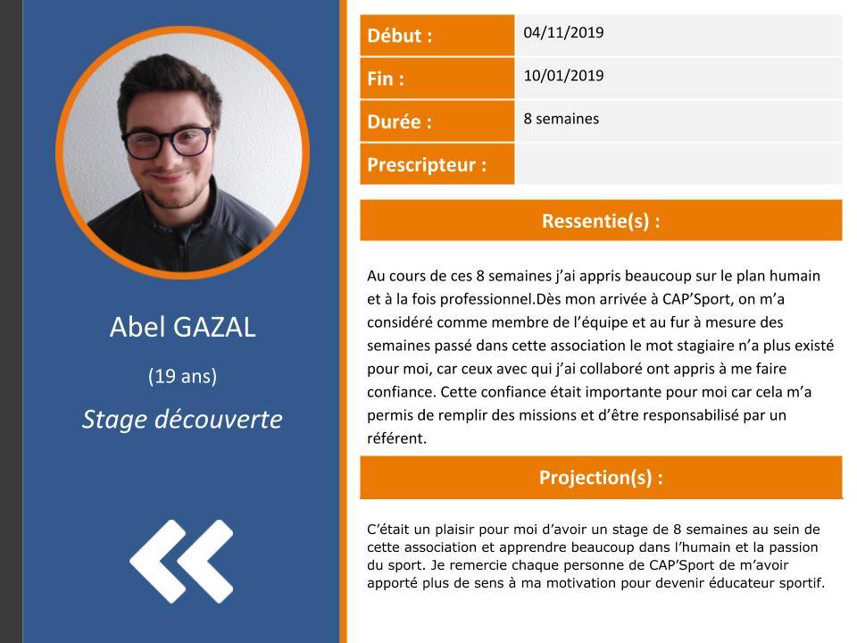 Abel GAZAL