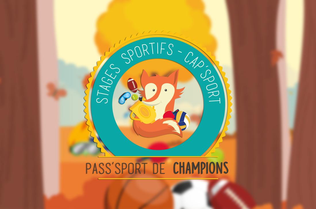 Stage sportif «Pass'Sport de Champions» Toussaint 2016