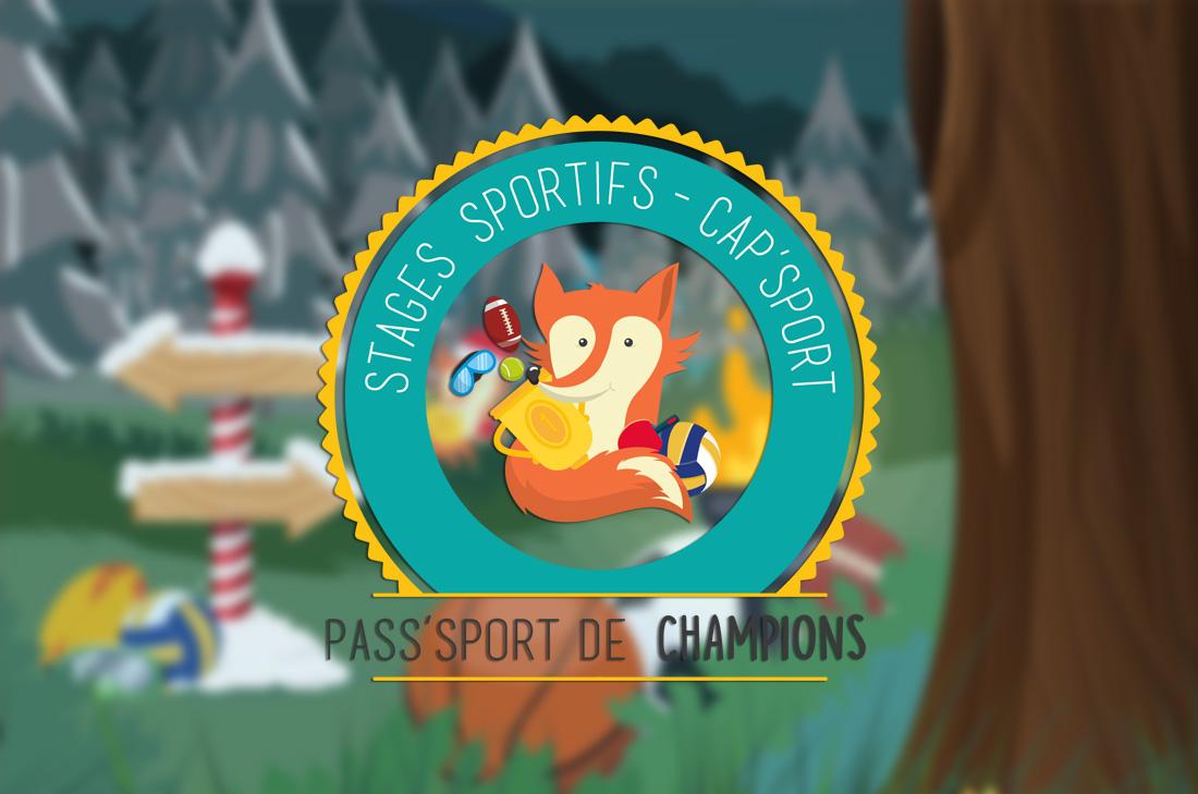 Stage sportif «Pass'Sport de Champions» Noël 2016