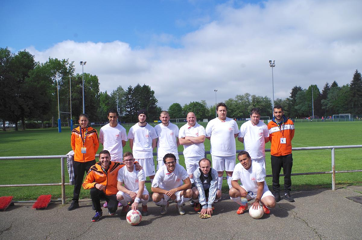 Retour sur le Championnat de France de Football adapté
