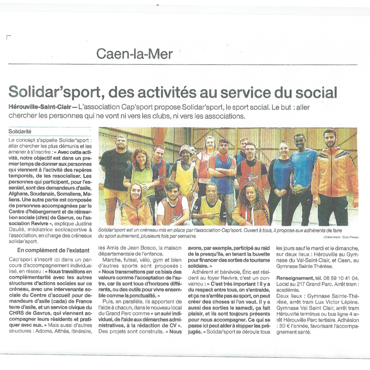 Solidar'Sport