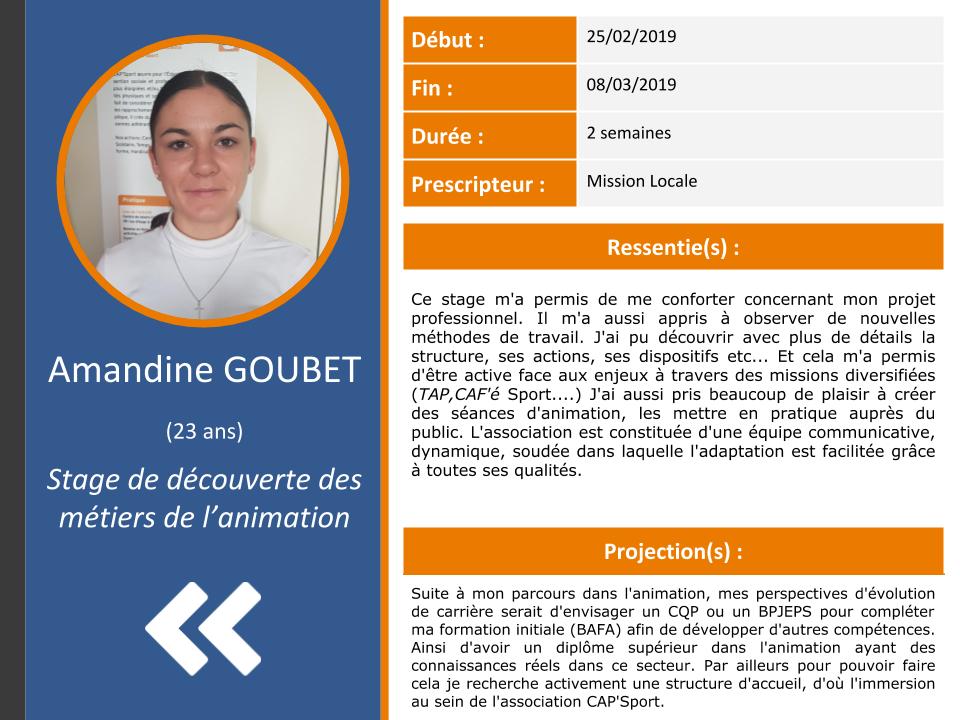 Amandine Goubet
