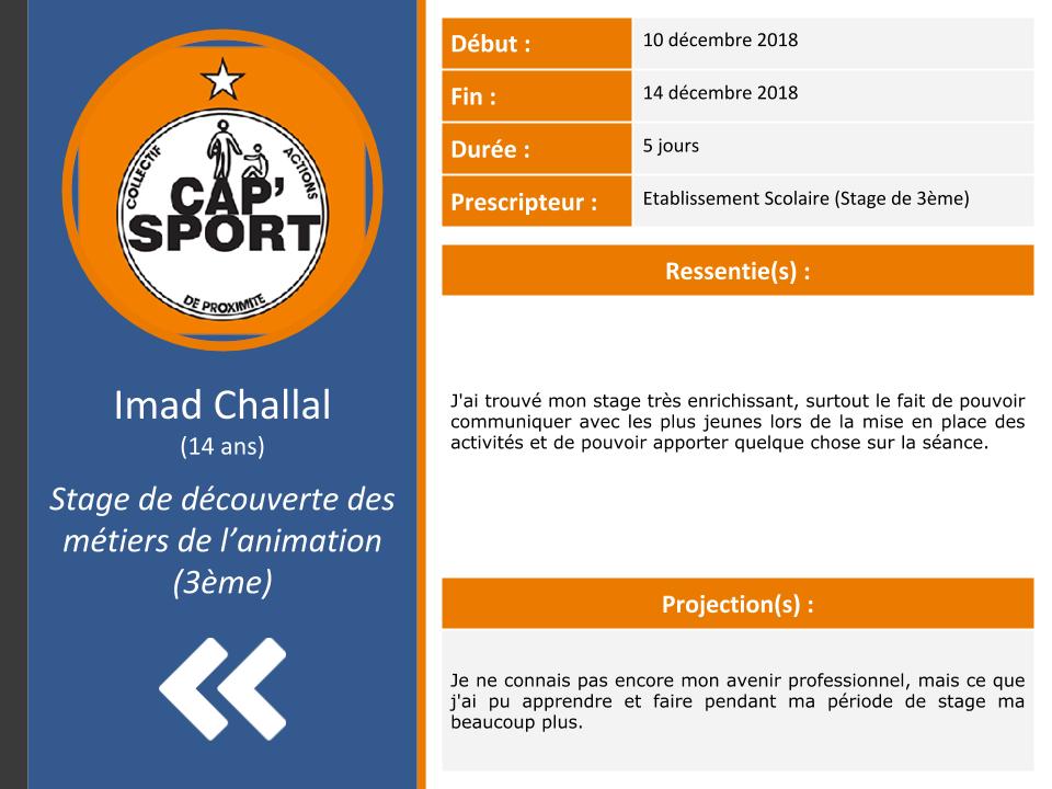Imad Challal