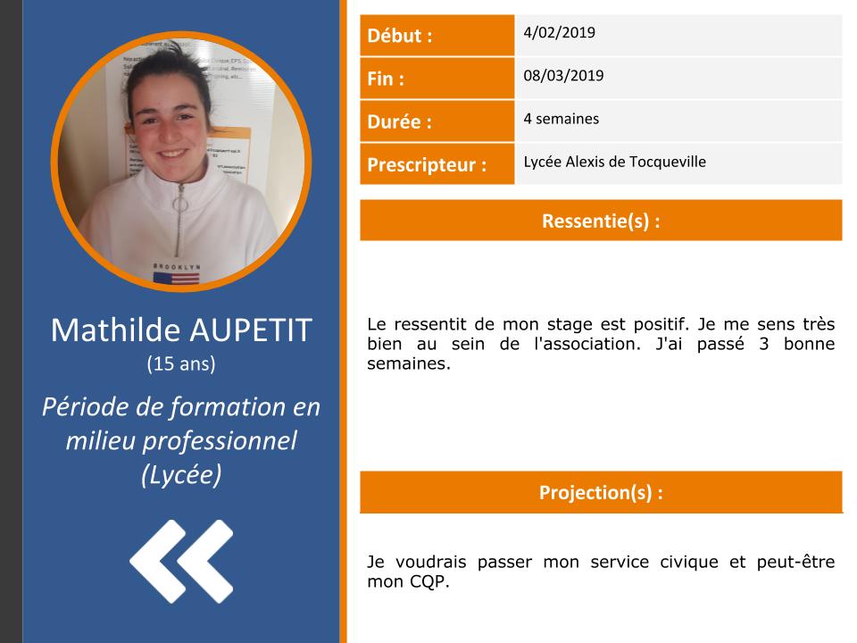 Mathilde Aupetit
