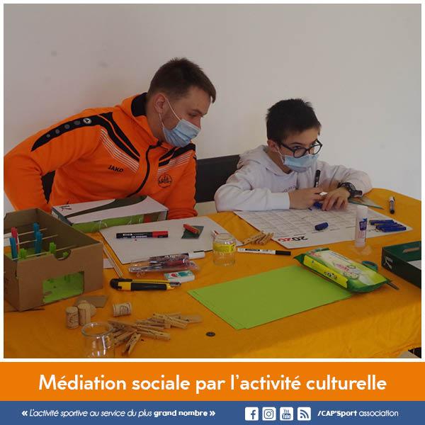 Icone association CAP'Sport