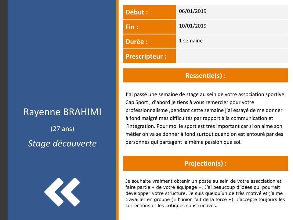Rayenne Brahimi